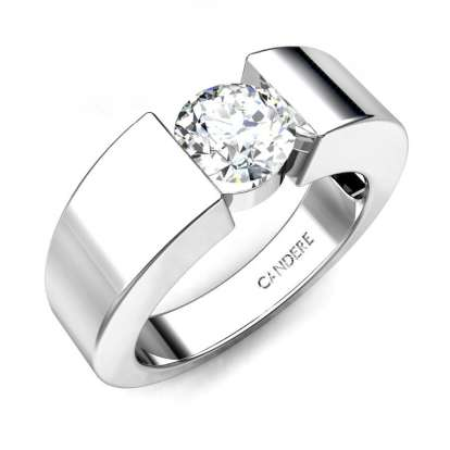 Gregory Diamond Ring