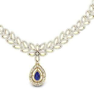 Bridal Diamond Necklace Designs Candere By Kalyan Jewellers