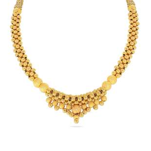 Buy Gold Necklaces Online Latest Gold Necklaces Designs Price