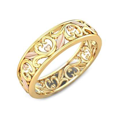 Gold Rings For Women Online Gold Ring For Girls Candere By Kalyan Jewellers